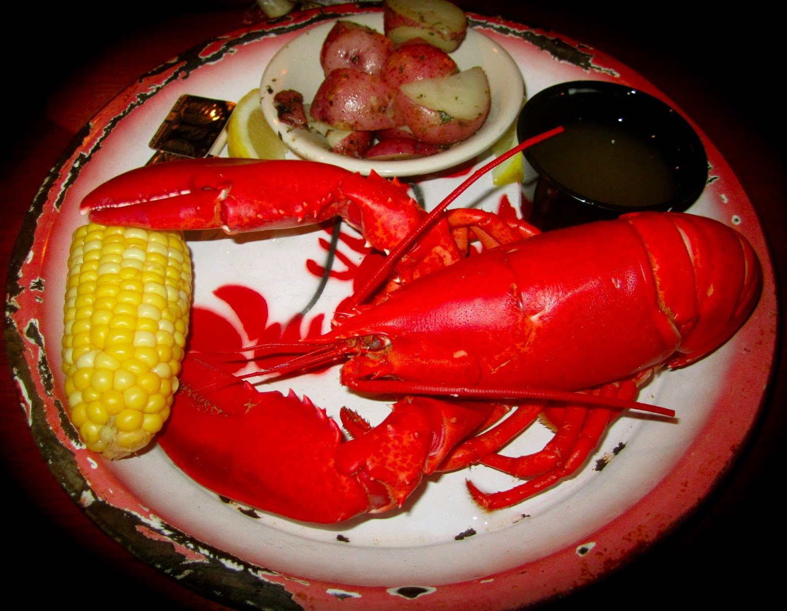 Tonight I have some mouthwatering photos for you featuring one of PEIs most famous foods and certainly one of my favorites lobster! Its