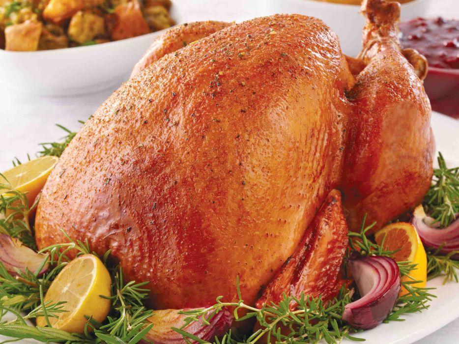 TURKEY meat fowl bird thanksgiving holiday wallpaper