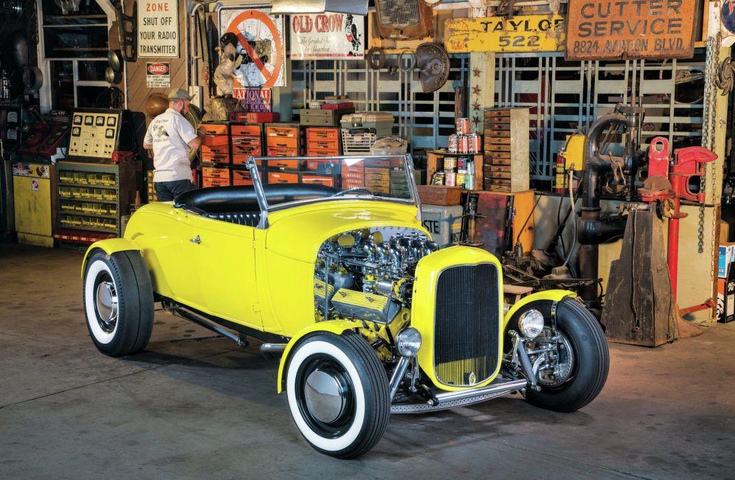 1929 ford HOT-ROD classic car usa wallpaper