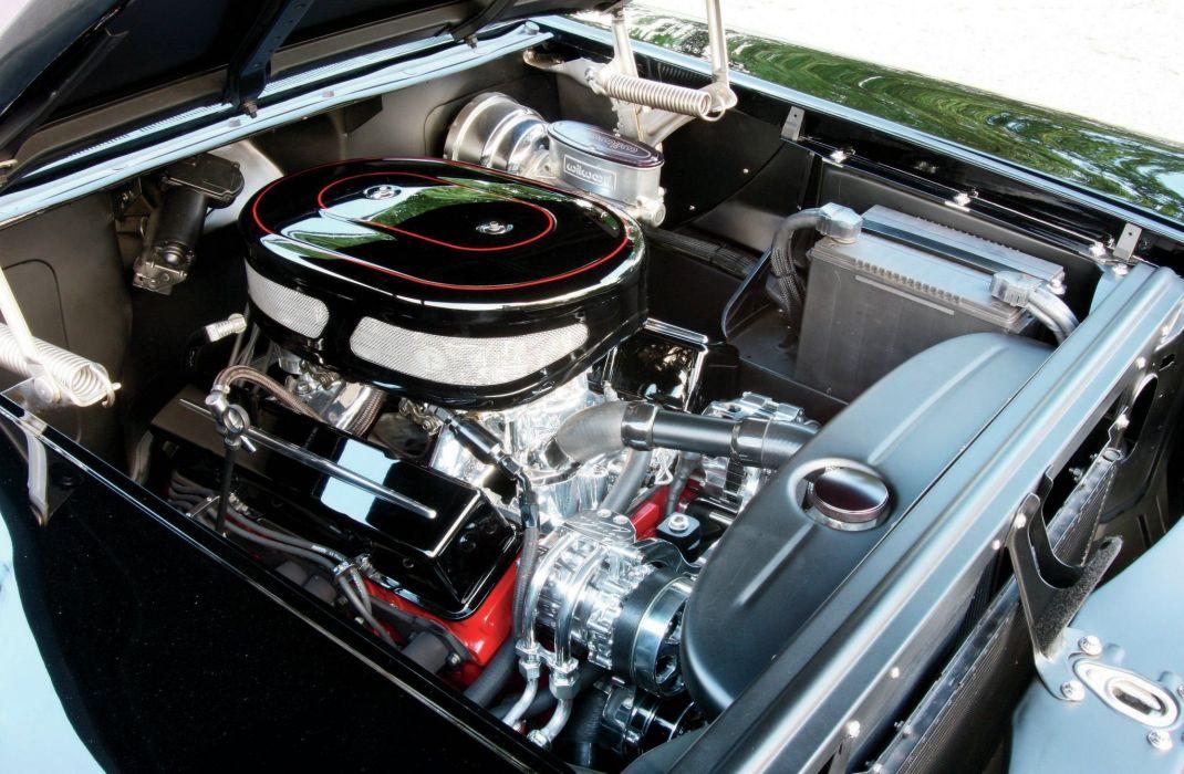 1957 Buick Riviera wagon cars classic black wallpaper