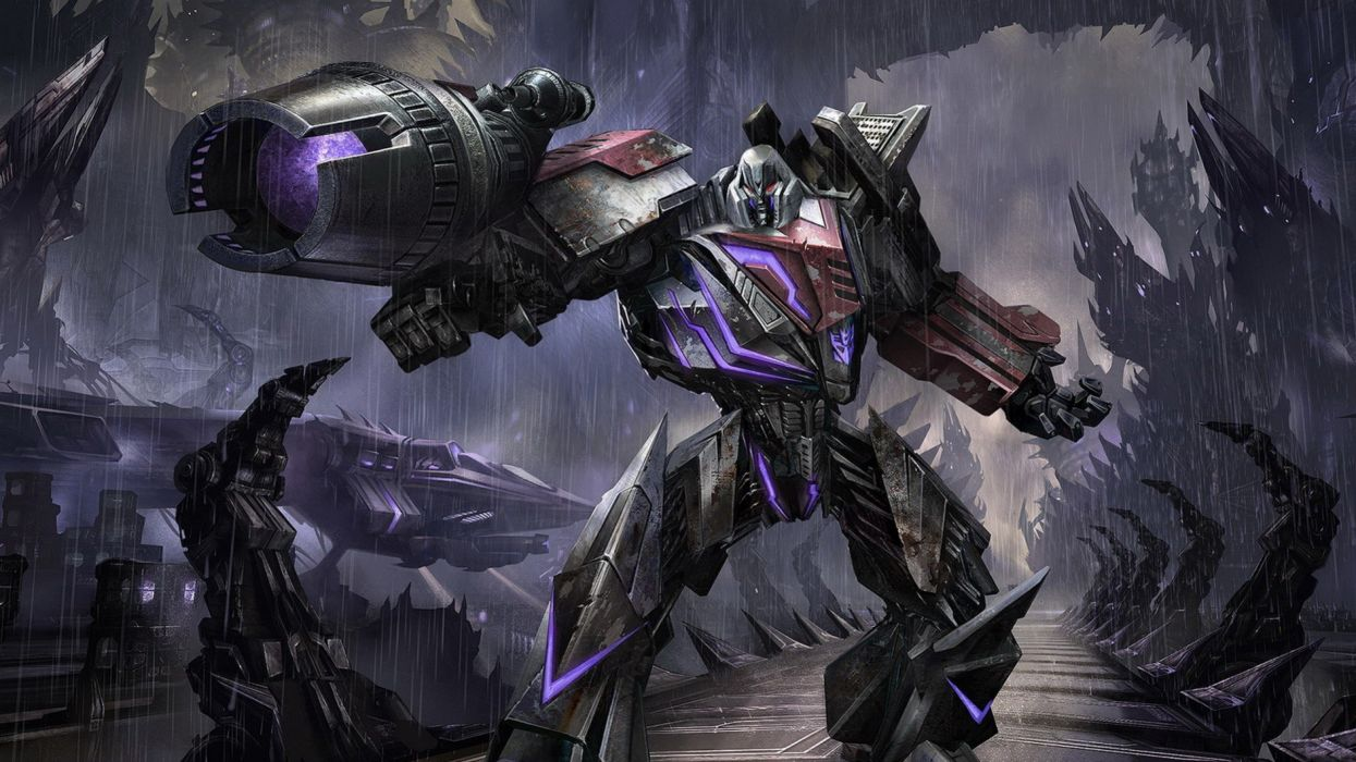 transformers fall cybertron sci fi mecha action fighting shooter
