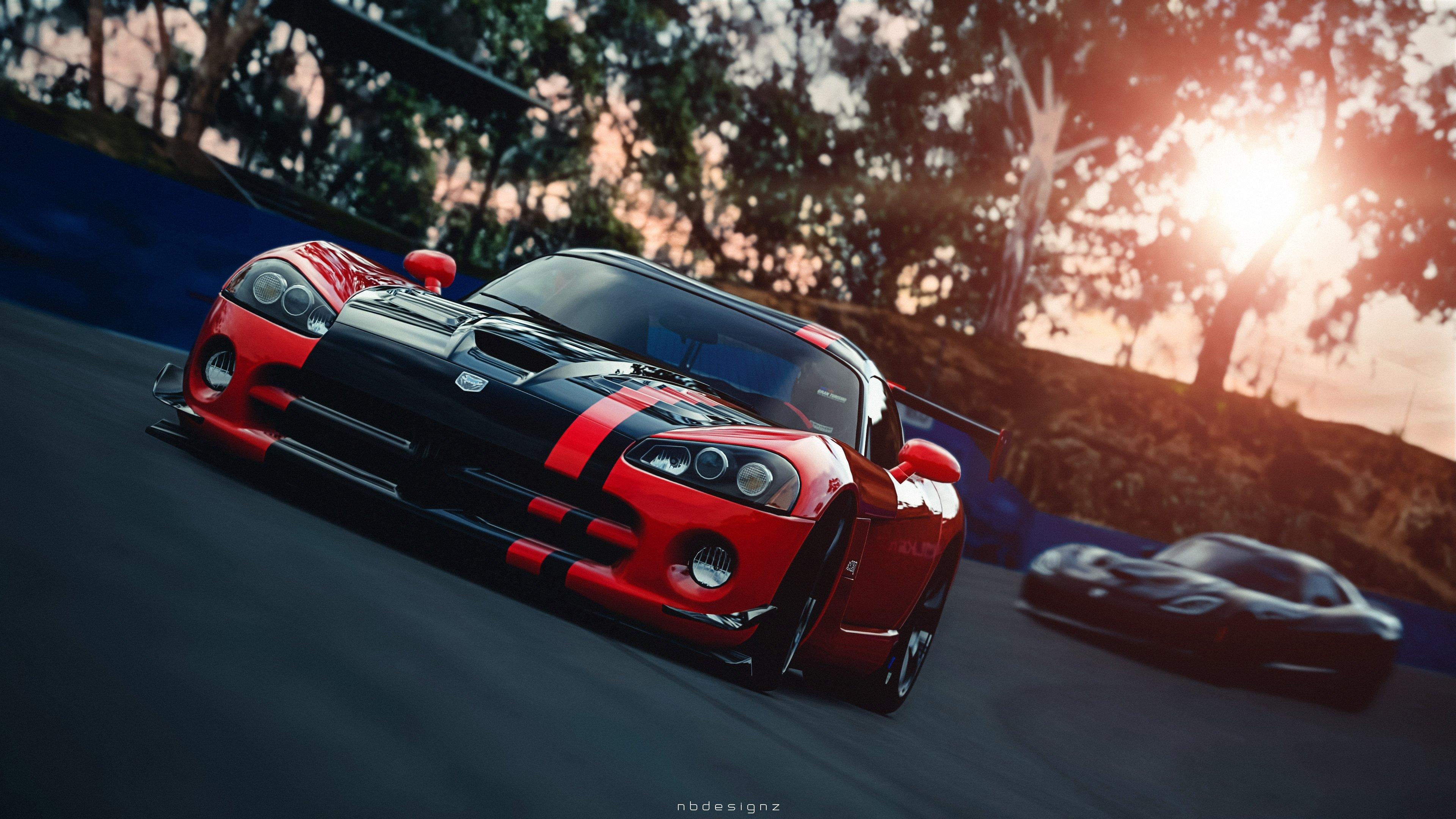 Dodge Viper ACR SRT Gran Turismo 6 NBDESIGNZ Wallpaper
