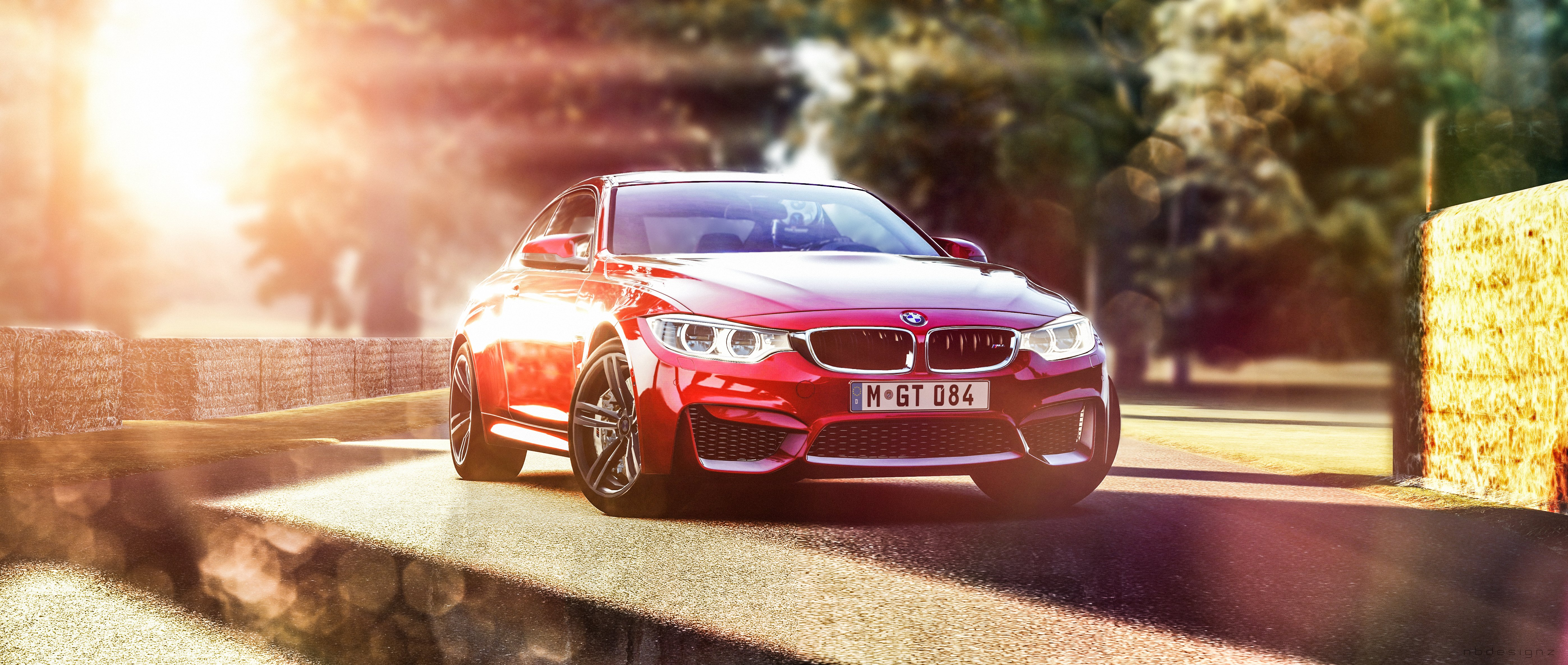 BMW i GT Xdrive Luxury vehicle HD Wallpaper for iPhone Android