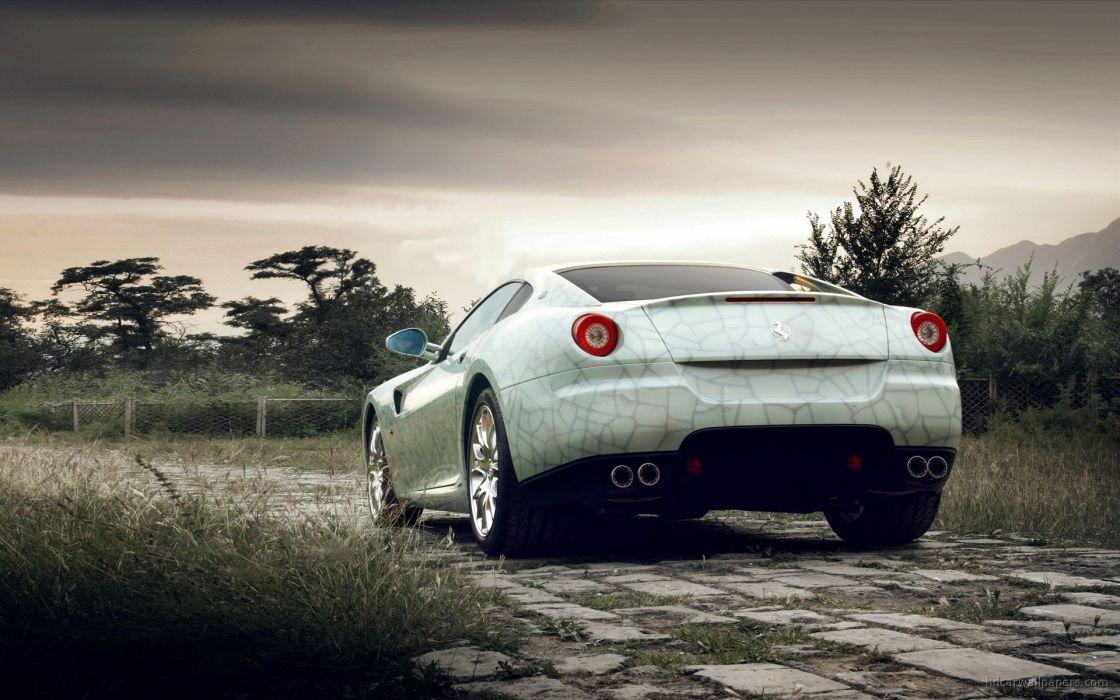 Ferrari 599 Gtb Fiorano China 2009 1920x1200 Wallpaper 1920x1200