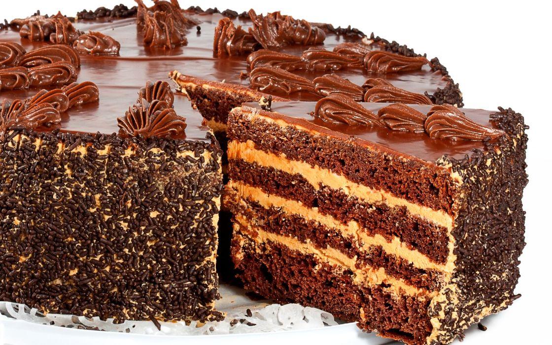 cake dessert cream wallpaper
