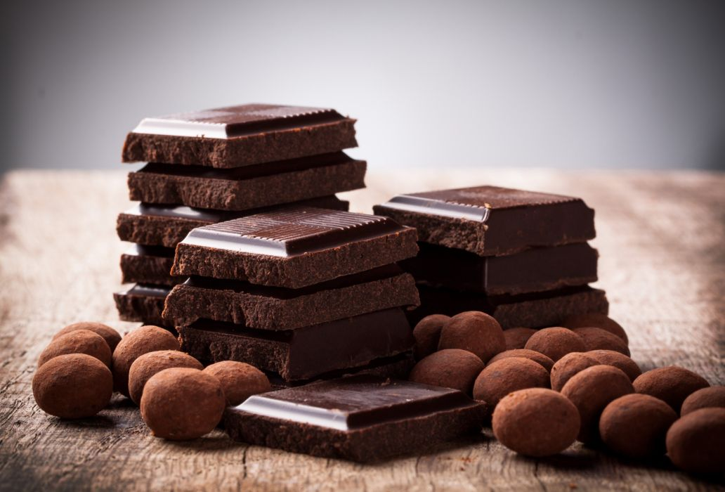 food sweet dessert chocolate slices Candy sweets wallpaper