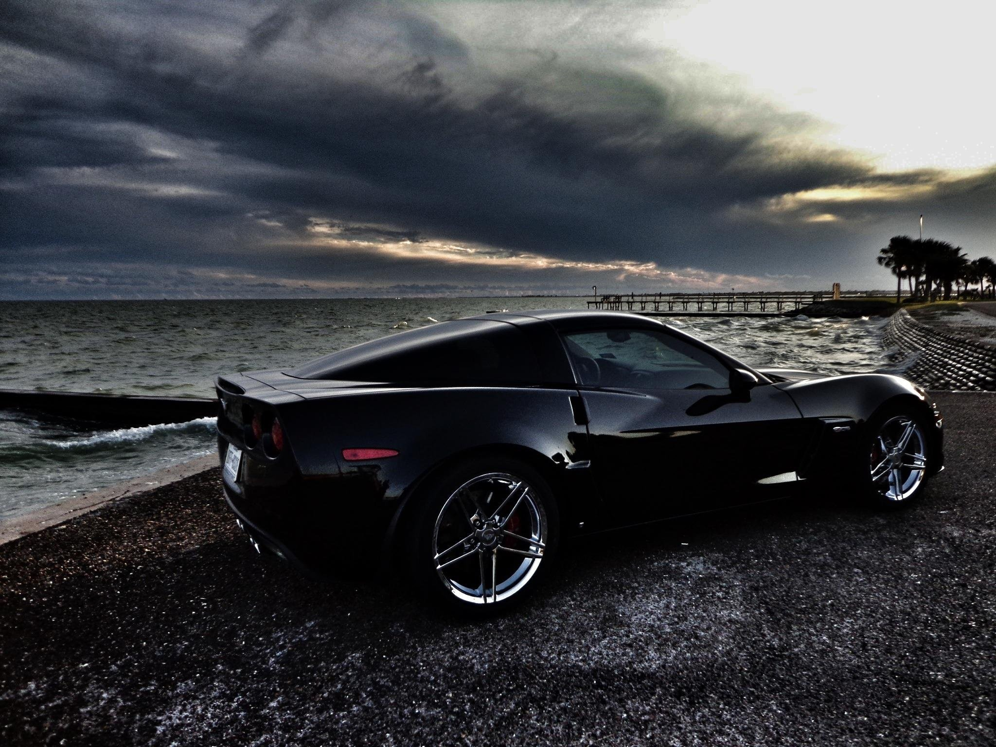 black corvette zr1 wallpapers - photo #20