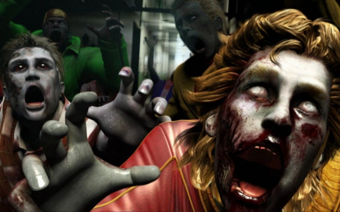 Игра джульетта и зомби