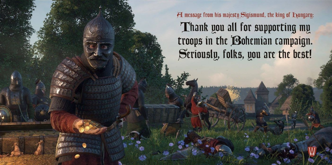 Kingdom Come Deliverance Fantasy Medieval Rpg Fighting