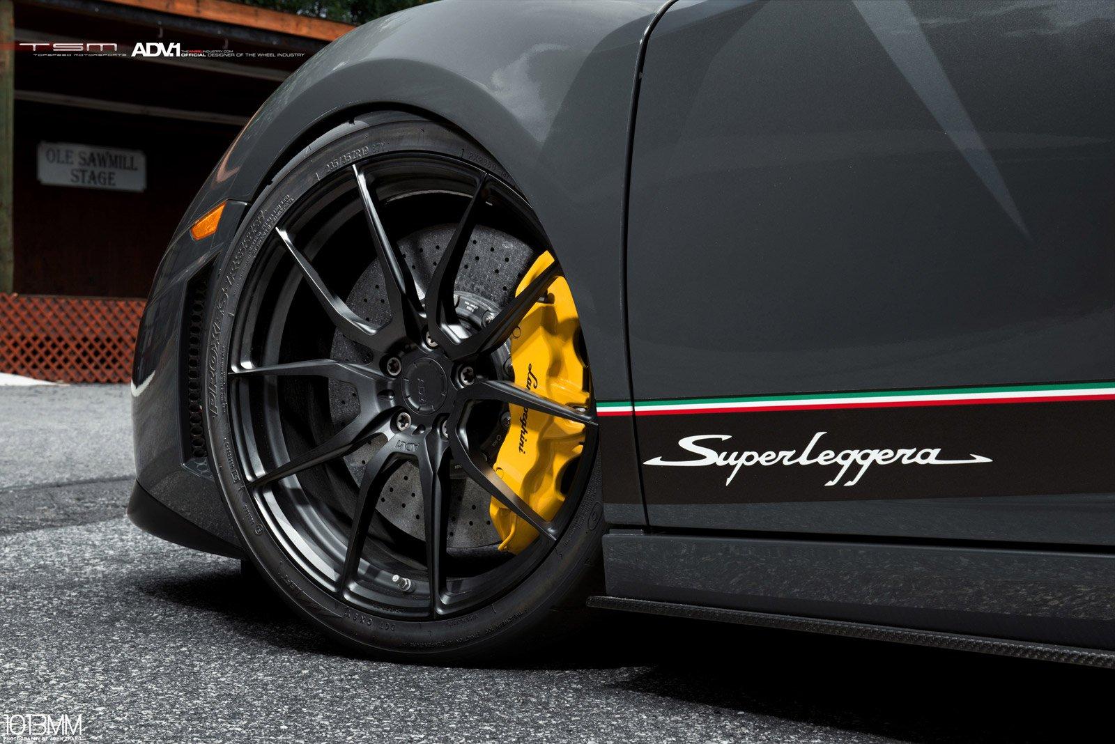 lamborghini gallardo lp570 superleggera adv1 wheels cars tuning supercars wallpaper 1600x1068 521146 wallpaperup - Lamborghini Gallardo Superleggera Wallpaper