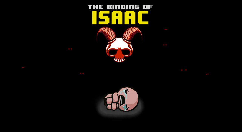 Binding Of Isaac Action Adventure Dungeon Fantasy Wallpaper