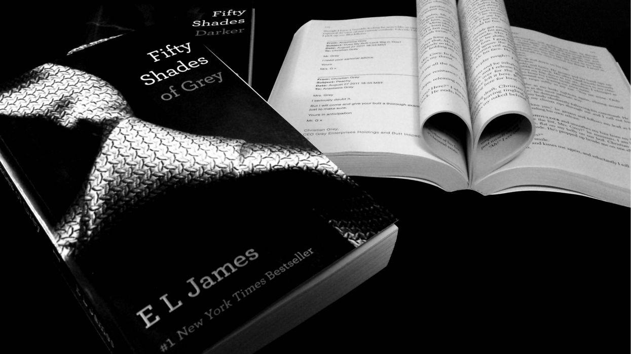 Fifty Shades Of Grey Drama Romance Book Wallpaper 2560x1440