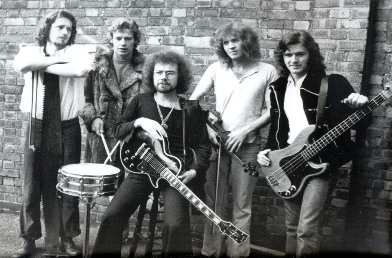 Image result for king crimson original members