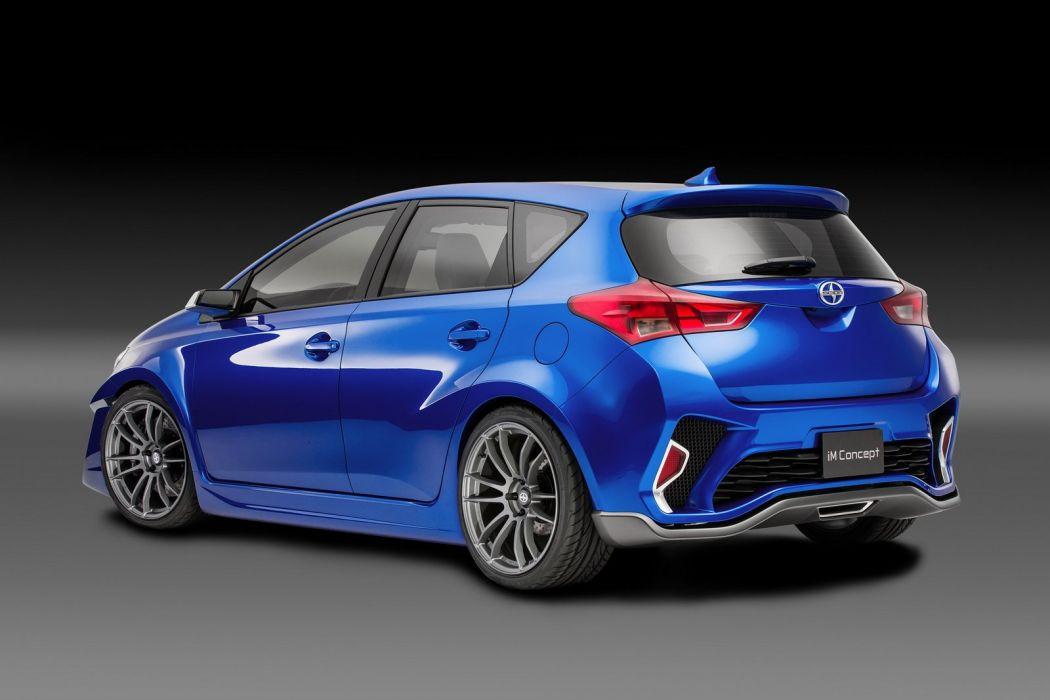 Scion iM Concepts cars 2014 wallpaper