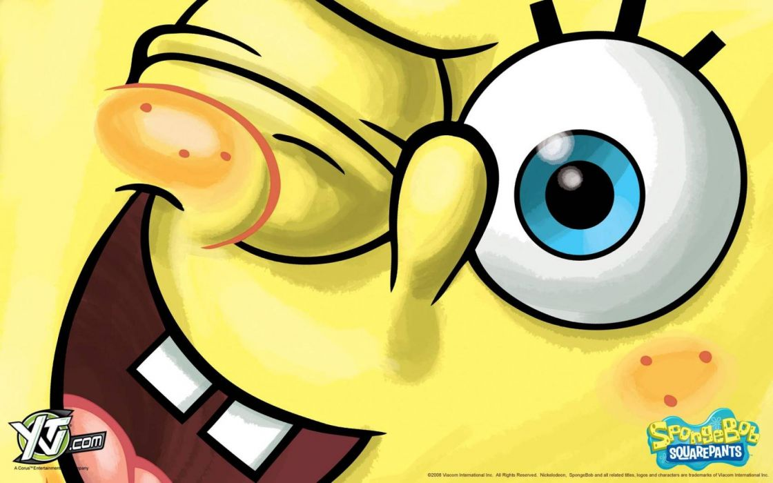 Spongebob Squarepants Cartoon Family Animation Wallpaper 1920x1200