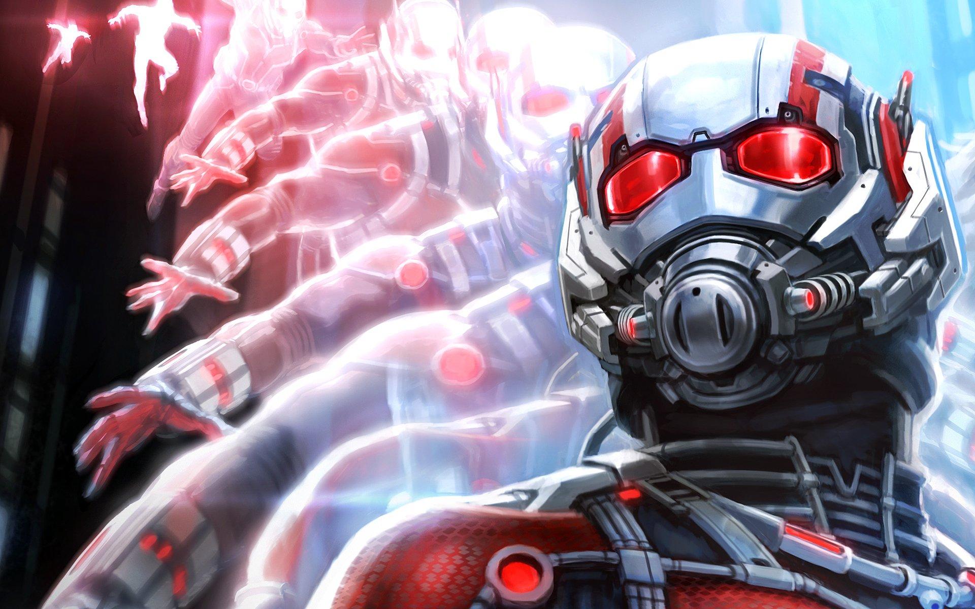 Ant Man Retina Movie Wallpaper: ANT-MAN Comics Movie Comic Superhero Marvel Action Ant Man