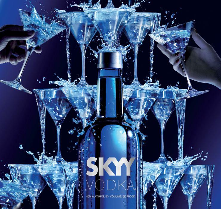 Skyy Vodka Alcohol Wallpaper 2550x2412 522451 Wallpaperup