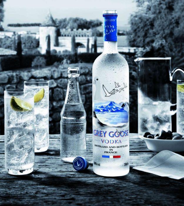 GREY GOOSE VODKA alcohol wallpaper