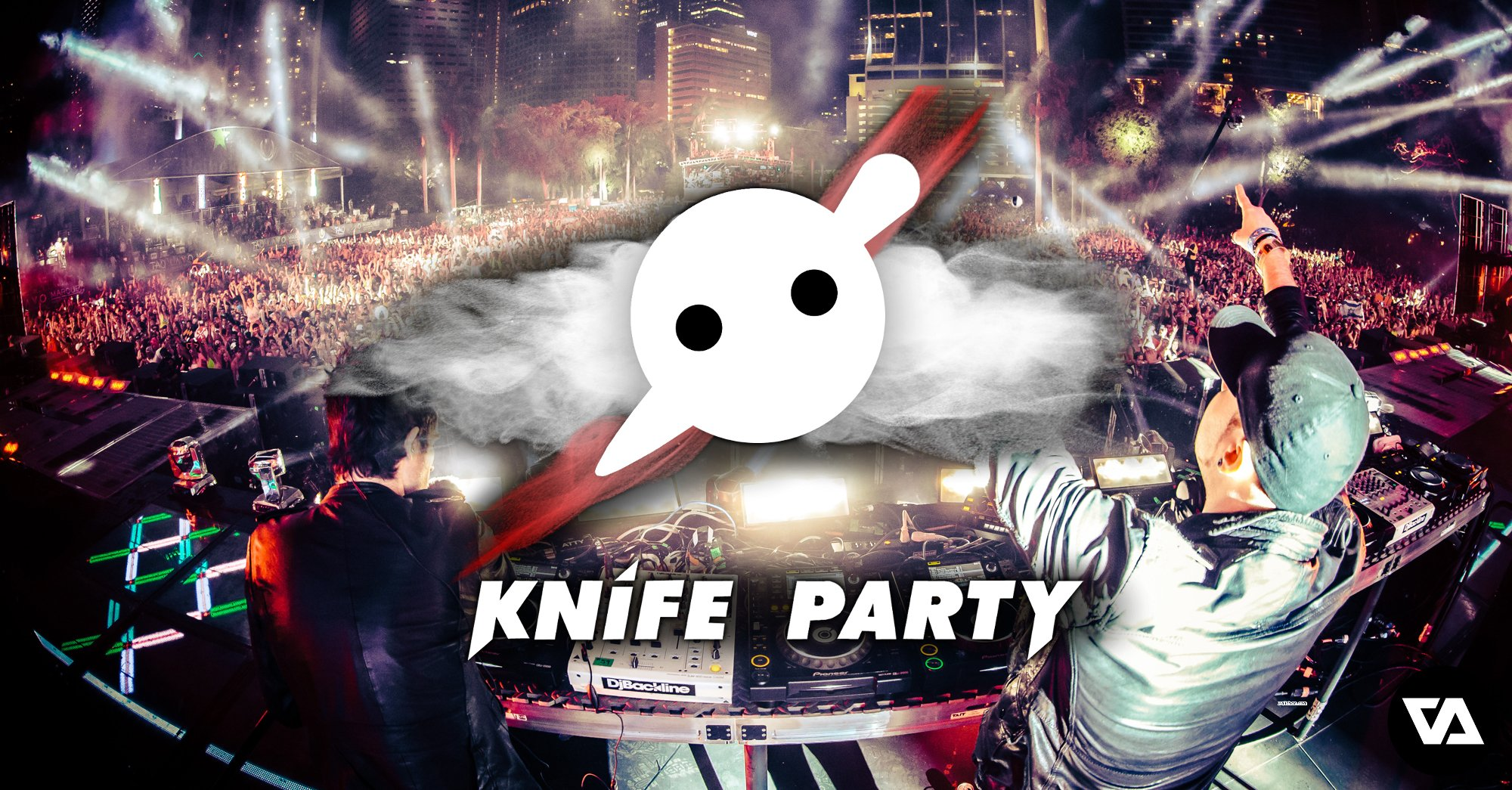 Knife party electro house dub dubstep drum step dance for House music party