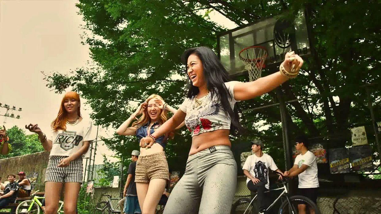 WASSUP kpop hip hop dance wallpaper