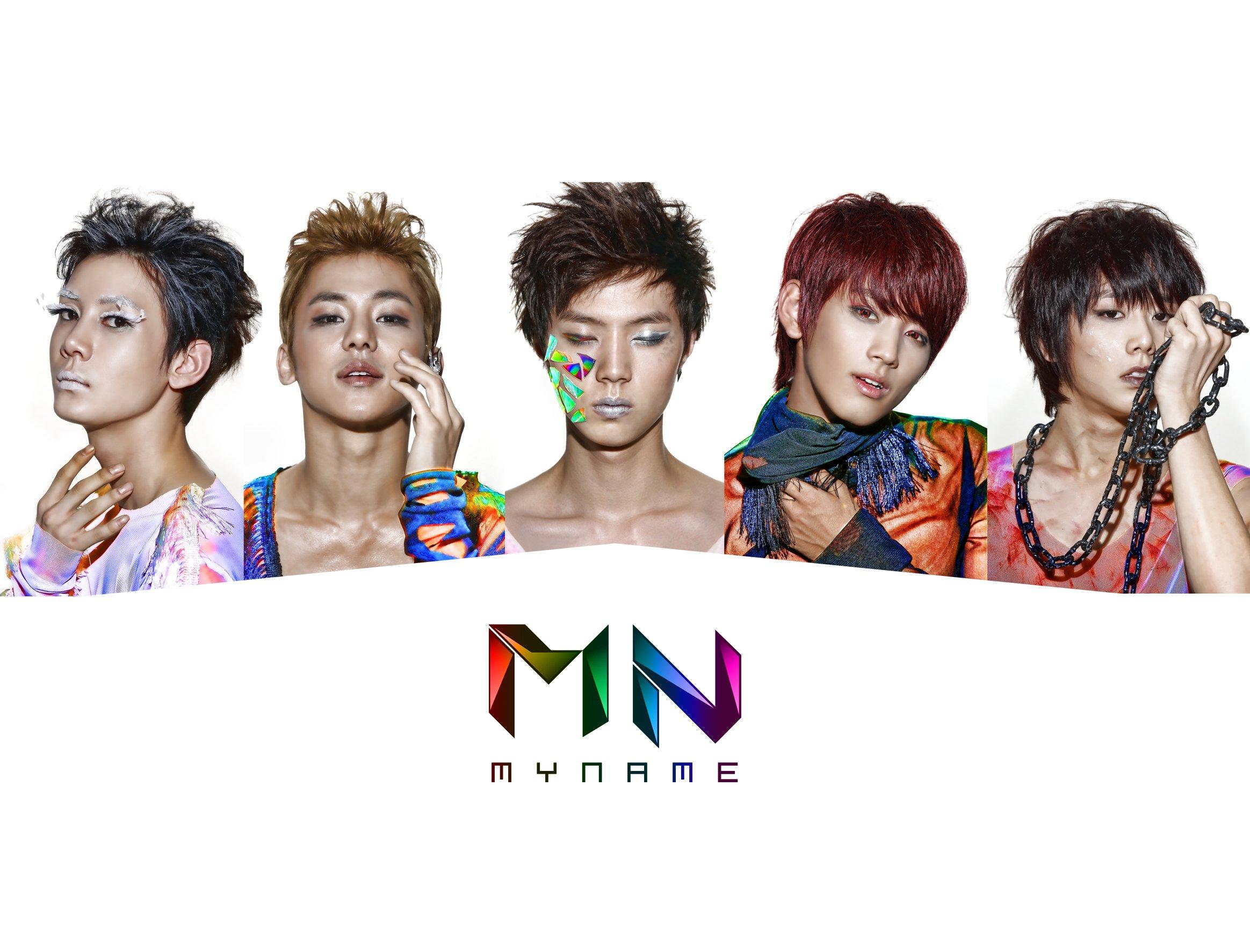 MYNAME kpop jpop pop name wallpaper | 2327x1772 | 523093 ...