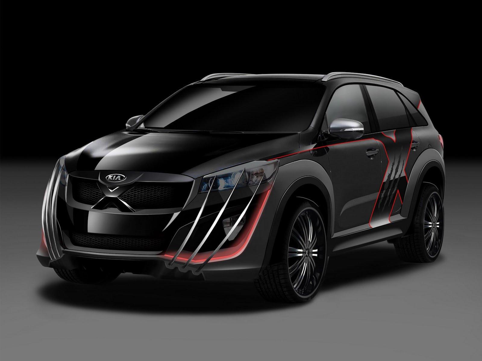 Kia Sorento Wolverine Suv Cars Wallpaper 1600x1200
