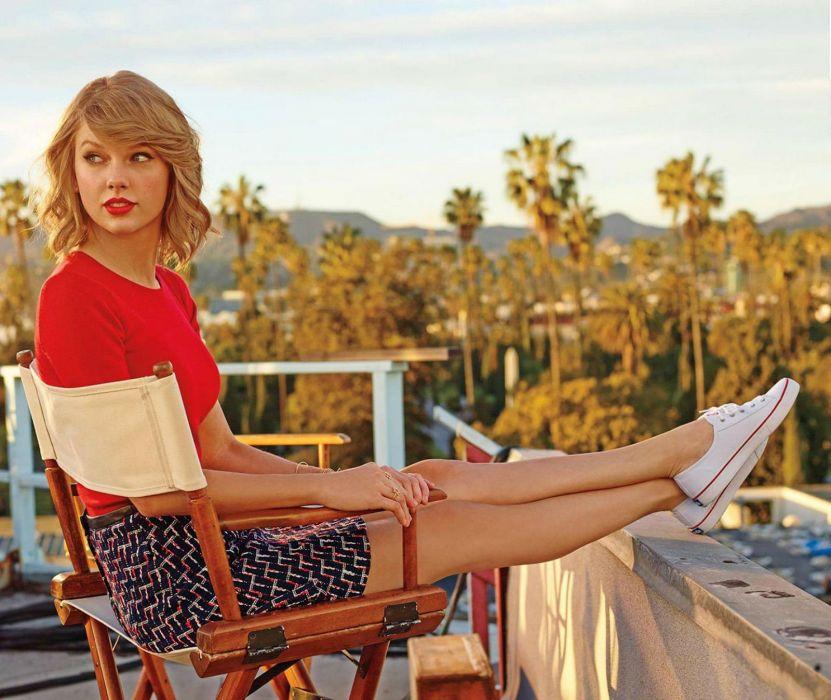 TAYLOR SWIFT countrywestern western country pop rock babe blonde wallpaper