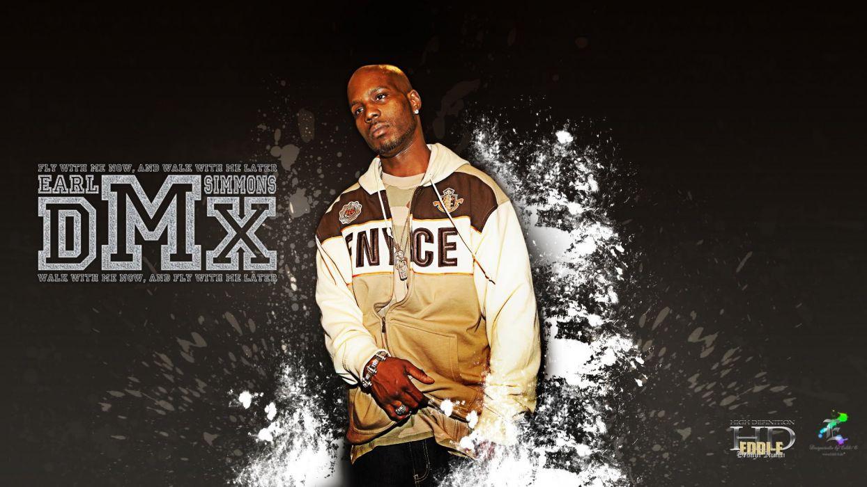 DMX rapper gansta rap hip hop actor wallpaper