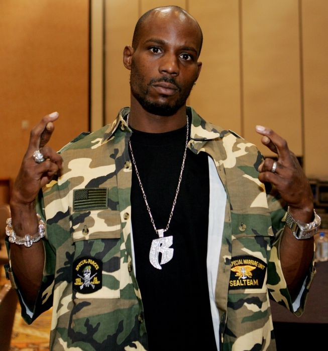 DMX rapper gansta rap hip hop actor wallpaper
