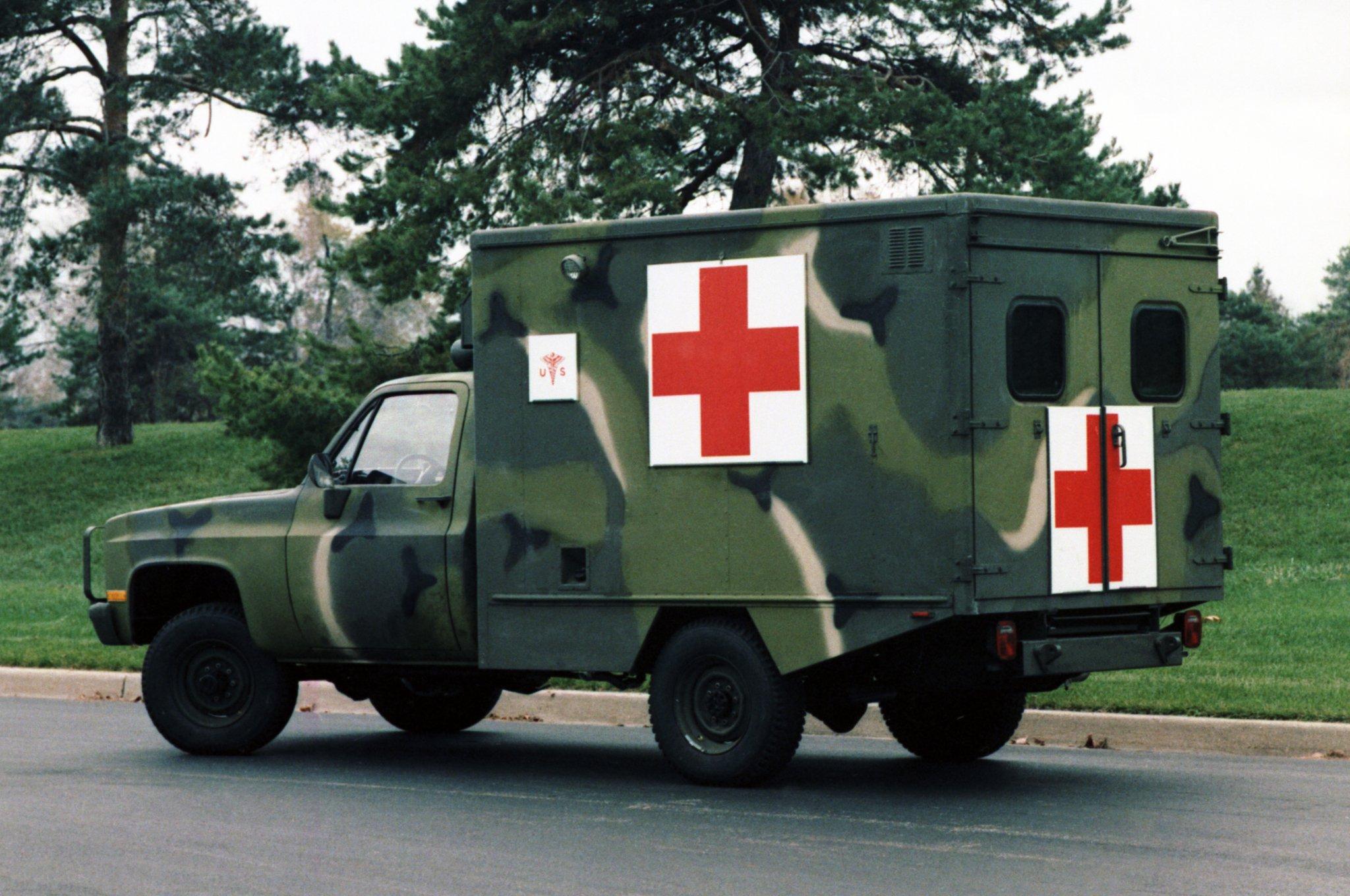 M1010 Ambulance