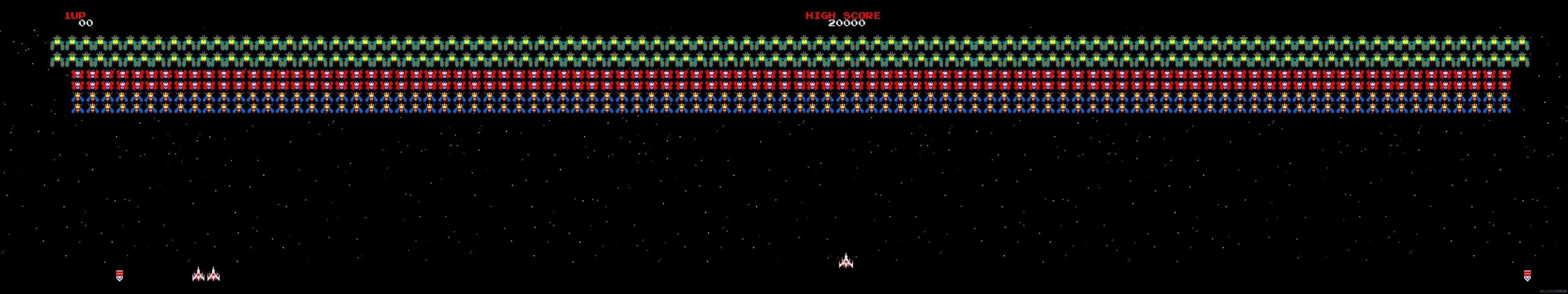 triple screen - multi monitor - multiple - videogame - jeux jeu video - steam - nintendo wallpaper