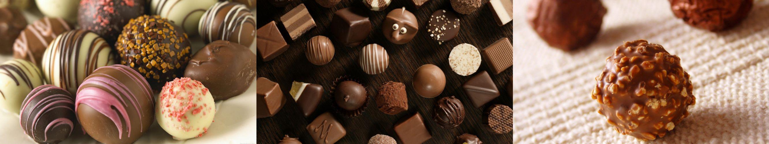 triple screen - multi monitor - multiple - chocolat chocolate - food nourriture - dessert - cake gateau - fruit wallpaper