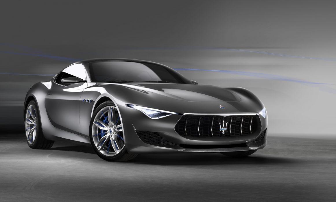 2014 Maserati Alfieri Concept supercar wallpaper