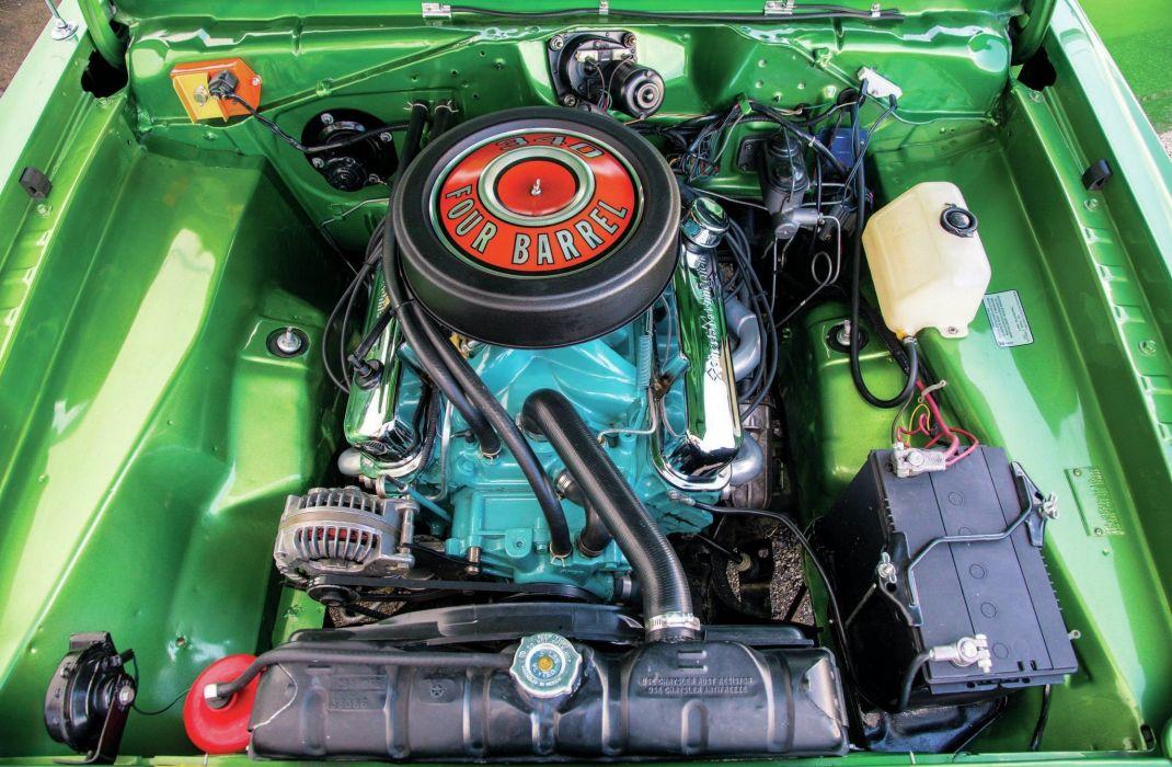 1969 Dodge Dart Swinger 340 muscle car usa wallpaper