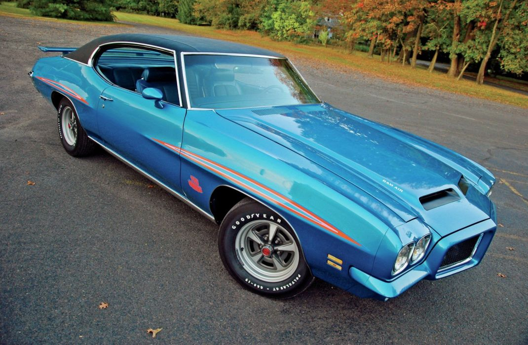 1971 Pontiac GTO Judges muscle car usa wallpaper | 2048x1340 ...