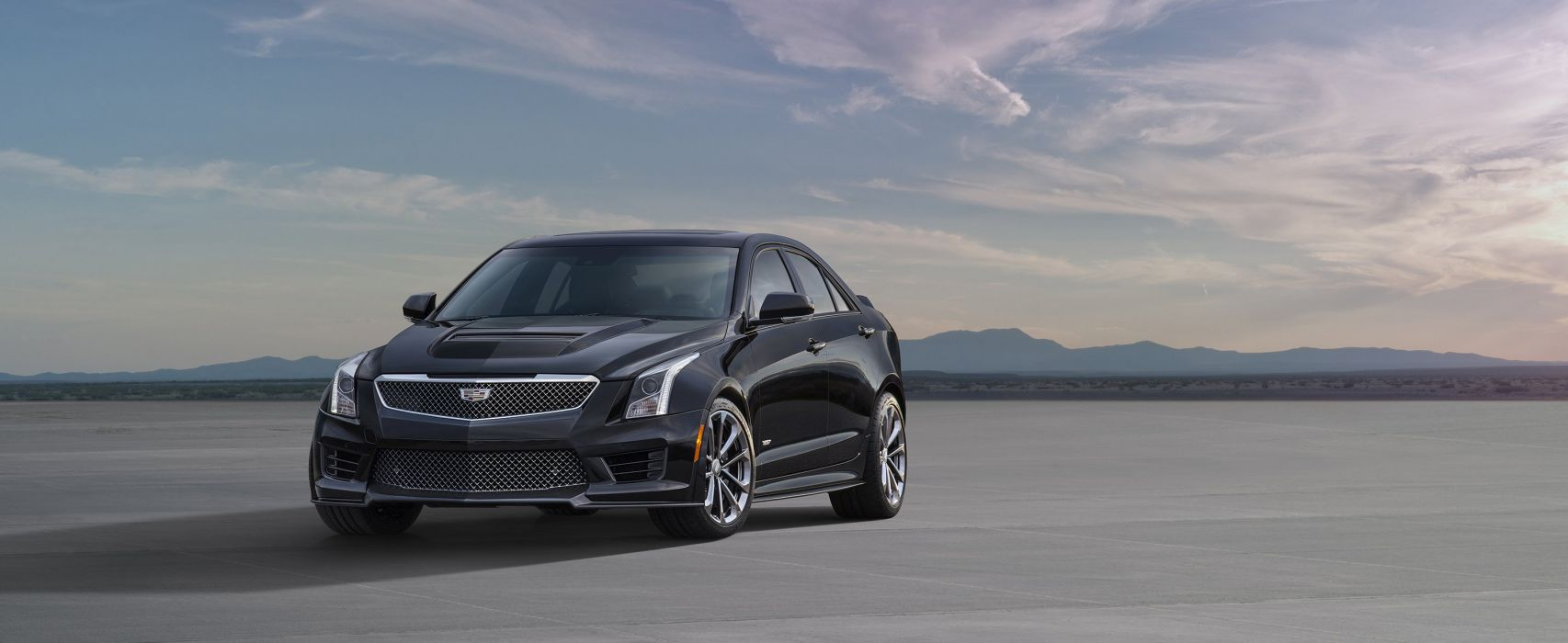 2015 Cadillac ATS-V luxury wallpaper