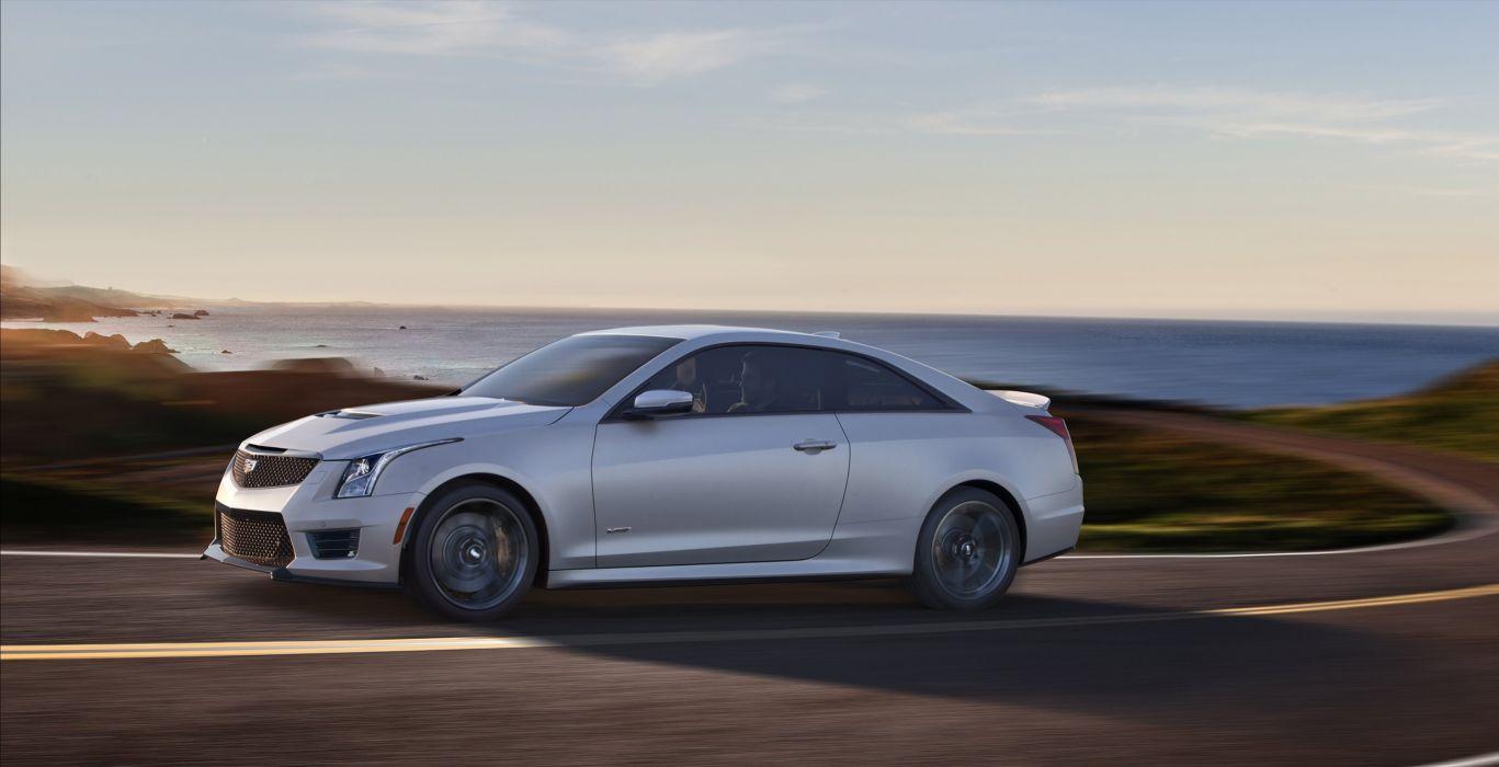 2015 Cadillac ATS-V Coupe wallpaper