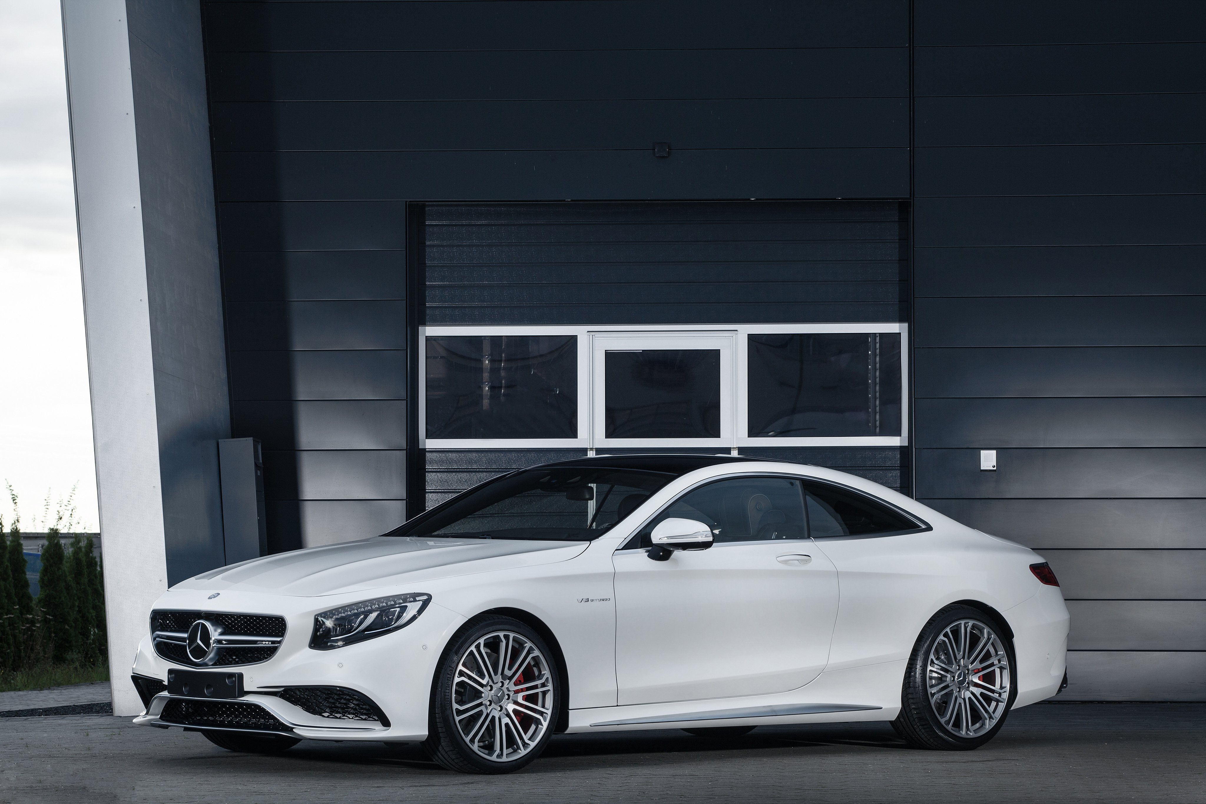 S 63 Amg Wallpaper: 2014 IMSA Mercedes Benz S63 AMG Coupe (DA217) Luxury