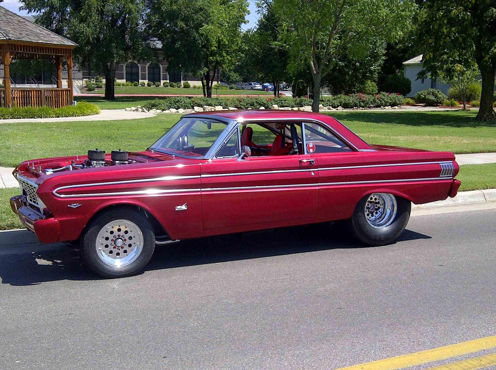 1963 ford falcon futura sprint classic hot rod rods