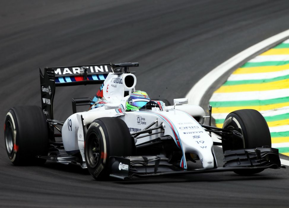 2014 Williams FW36 formula f-1 race racing wallpaper