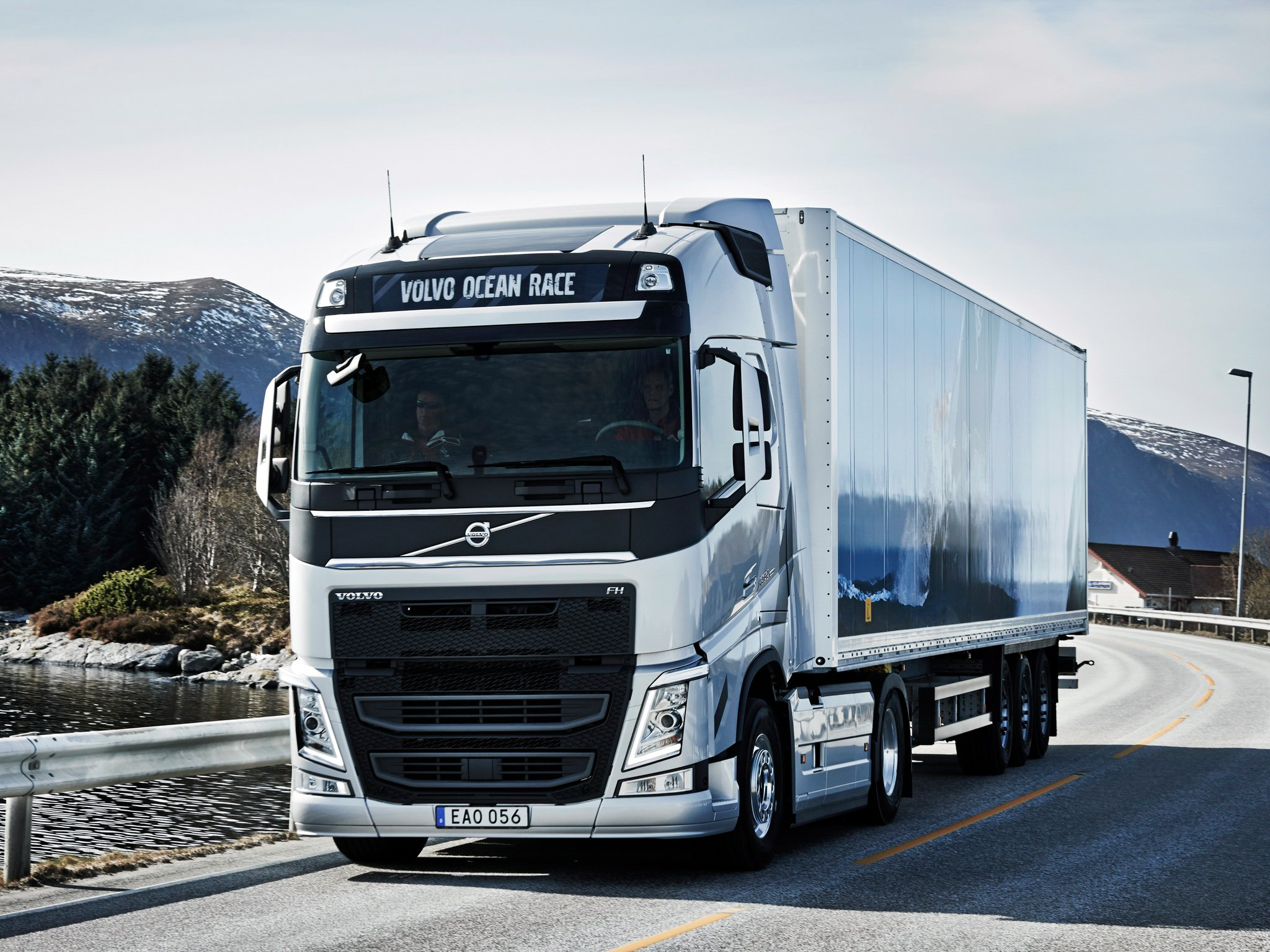 volvo truck wallpaper download