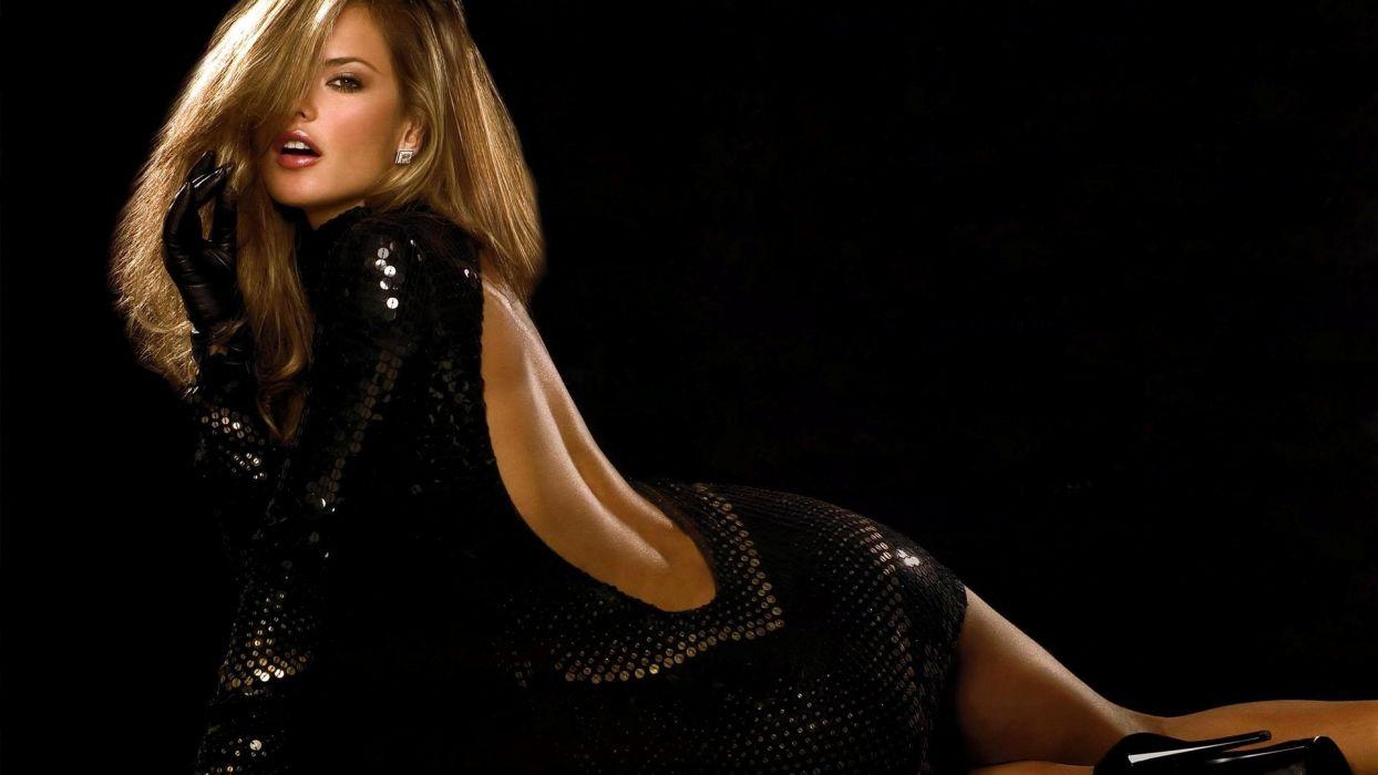 Alessandra Ambrosio woman beautiful beauty model brunette wallpaper