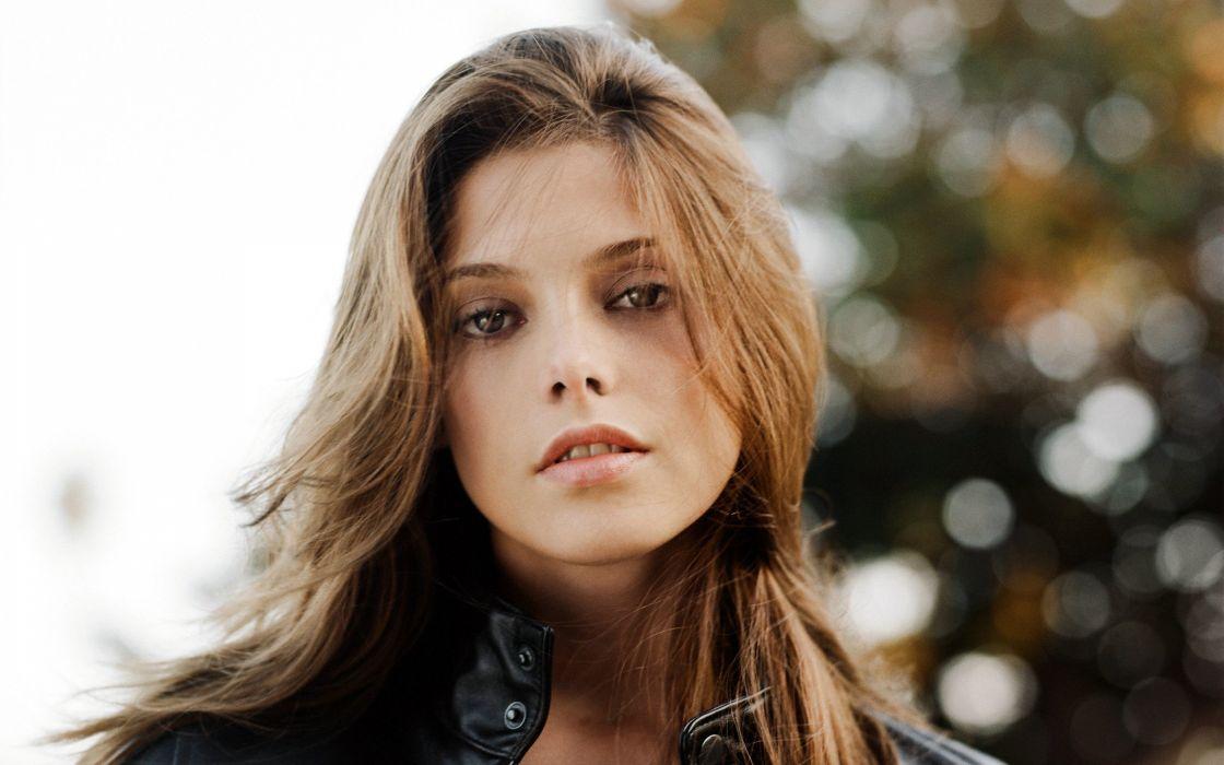 Ashley Greene woman beautiful beauty model brunette wallpaper