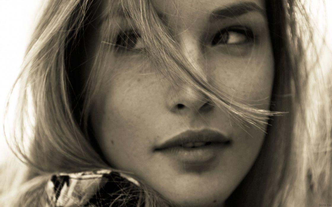 Bar Refaeli woman beautiful beauty model blonde wallpaper