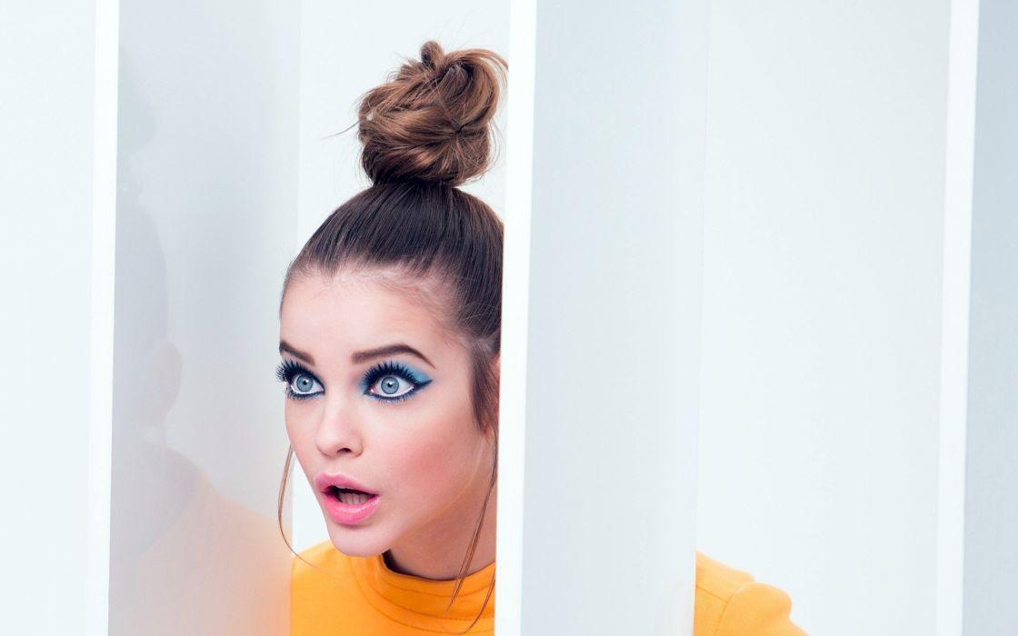 Barbara Palvin woman beautiful beauty model brunette wallpaper
