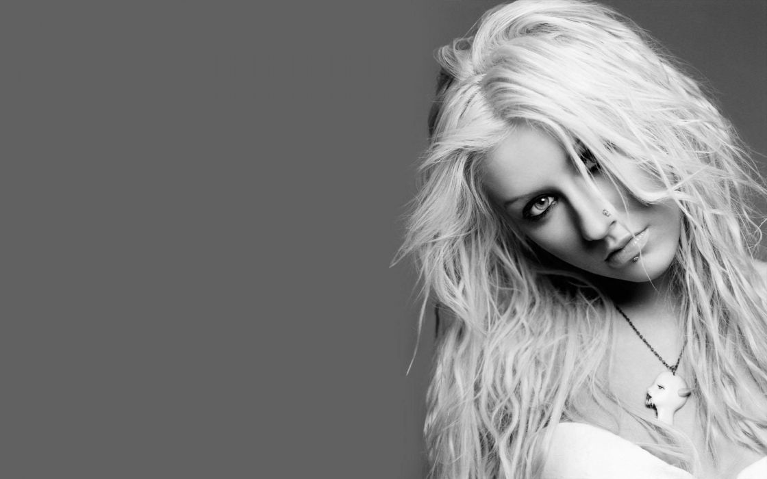 Christina Aguilera singer woman beauty beautiful model blonde wallpaper