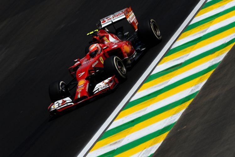 Ferrari F14-T 2014 alonso Formula one raikkonen Racecars scuderia wallpaper