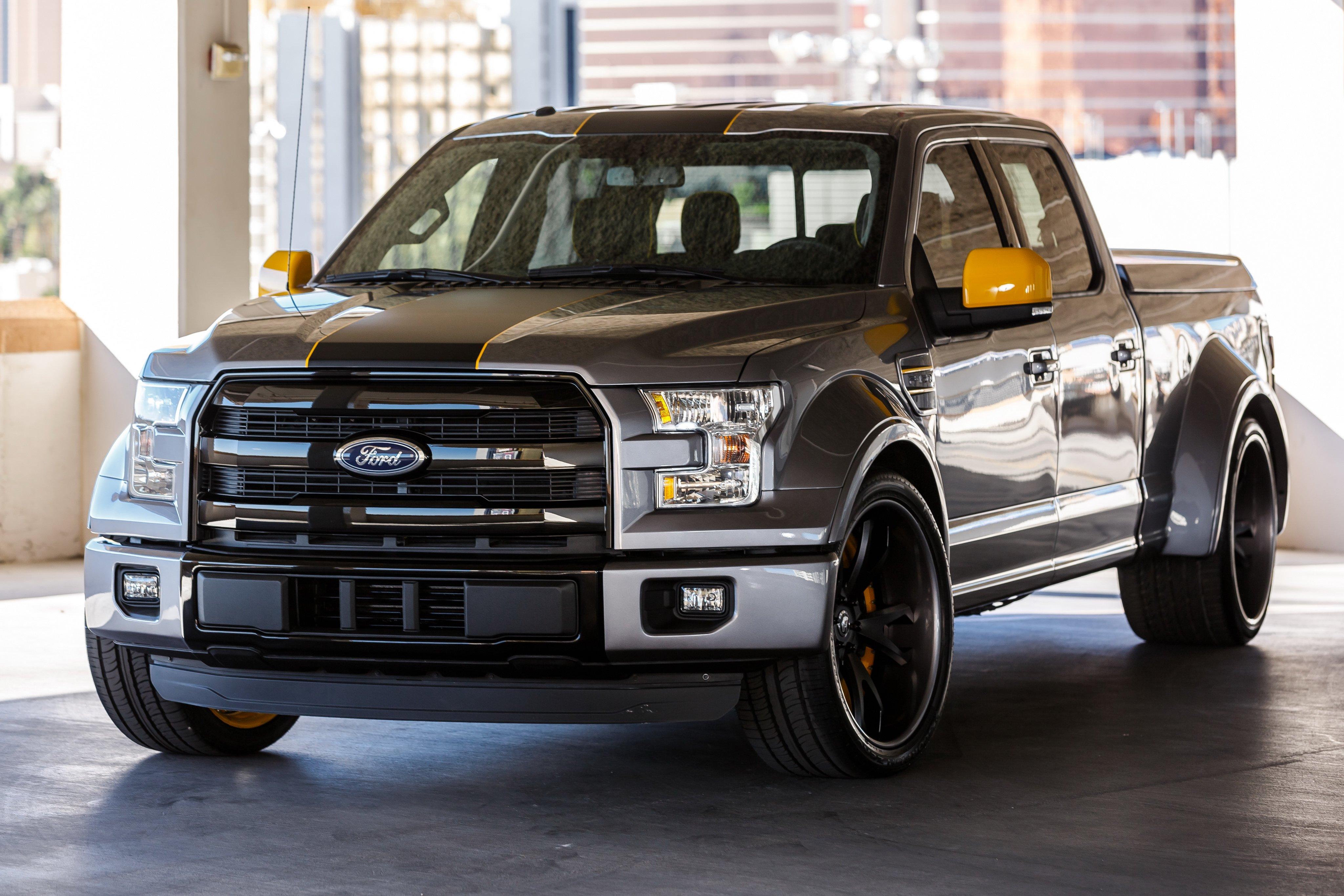 2015 ford f 150 widebody king tsdesigns tuning muscle wallpaper 4096x2731 527899 wallpaperup. Black Bedroom Furniture Sets. Home Design Ideas