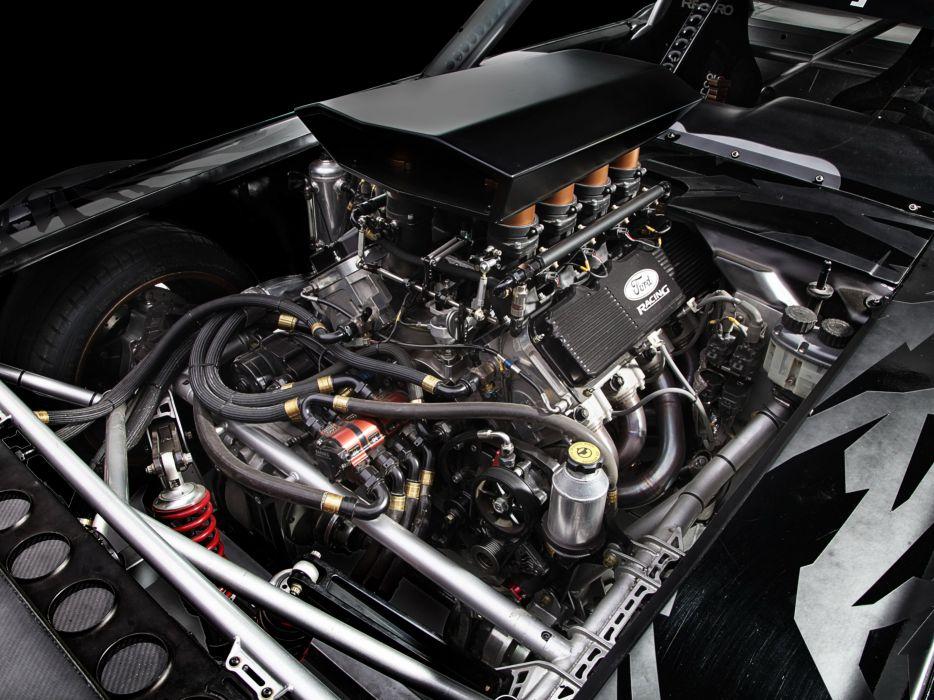 1965 Ford Mustang Hoonigan ASD RTR drift tuning muscle hot rod rods Gymkhana-Seven wallpaper