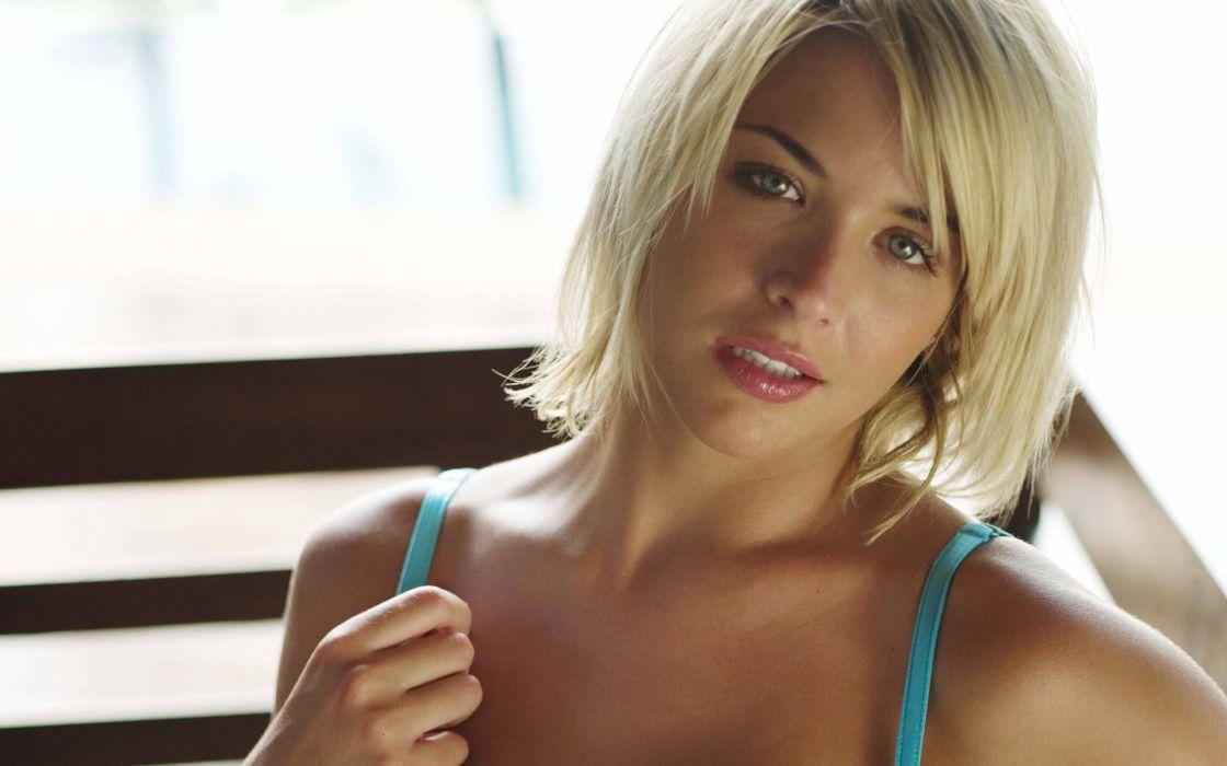 Gemma Atkinson woman beauty beautiful model blonde wallpaper